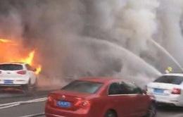 Cháy cơ sở massage chân ở Trung Quốc: Ít nhất 18 người chết