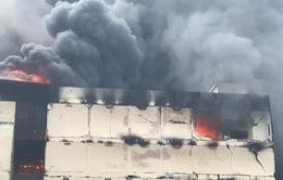 Vụ cháy tại Công ty Kwong Lung - Meko, Cần Thơ: Nguyên nhân do chập điện