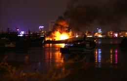 Các vụ cháy tàu cá đều do bình gas không đảm bảo chất lượng