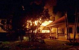 7 nữ sinh tử vong do cháy ký túc xá trường học ở thủ đô Kenya
