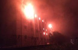 Toàn cảnh vụ cháy lớn kinh hoàng, gây thiệt hại 6 triệu USD ở KCN Trà Nóc, Cần Thơ