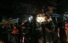 Cháy chợ ở Kiên Giang, 3 người thiệt mạng