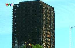 Thủ tướng Anh yêu cầu điều tra toàn diện vụ cháy chung cư Grenfell