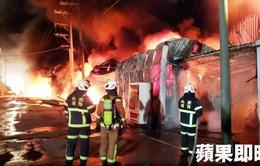 Người nhà 6 lao động Việt tử nạn tại Đài Loan (Trung Quốc) được hỗ trợ sang nhận diện thi thể, lo hậu sự