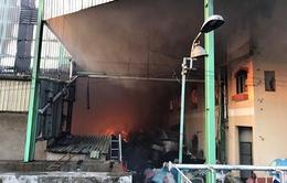 Thủ tướng yêu cầu điều tra nguyên nhân vụ cháy công ty Kwong Lung-Meko