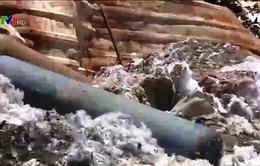 Vụ cháy Công ty Kwong Lung: Tìm thấy nhiều dụng cụ phát lửa tại hiện trường