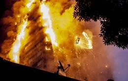 23/129 căn hộ không còn ai sống sót trong vụ cháy chung cư Grenfell