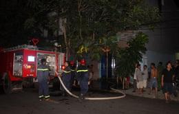 Cháy nhà trong đêm ở Phú Yên, 3 người may mắn thoát thân