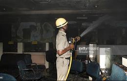 Ấn Độ: Hỏa hoạn bùng phát tại tòa nhà cao ốc