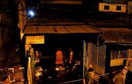 Cháy nhà tại TP.HCM, 4 người trong gia đình tử vong