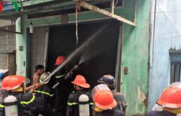 Cà Mau: Cháy căn nhà của cụ ông mù sống một mình