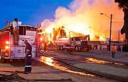 Cháy nhà dưỡng lão tại Nga, 3 người thiệt mạng