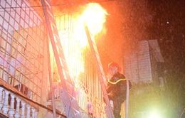 Hà Nội: Cháy nhà 4 tầng tại phố Vọng, 2 người tử vong