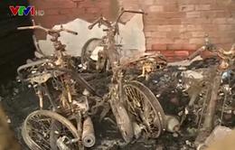 Từ đầu năm 2017, 400 vụ cháy nhà dân khiến 30 người thiệt mạng