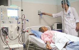 Gia tăng bệnh nhân suy thận giai đoạn cuối vì phát hiện muộn