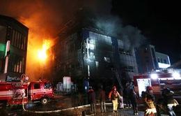 Cháy trung tâm thể hình ở Hàn Quốc: Số người chết tăng lên 29 người