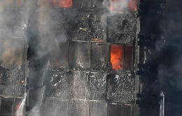 Tưởng niệm các nạn nhân vụ hỏa hoạn chung cư tại London