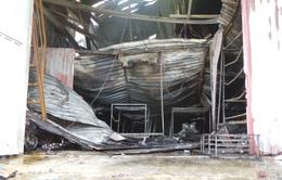 Cháy lớn ở xưởng sản xuất bánh kẹo, 8 người thiệt mạng