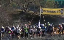 Độc đáo cuộc thi chạy trên sa mạc