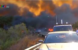 Xác định nguyên nhân cháy rừng tại Los Angeles
