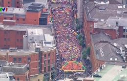 Manchester không khuất phục trước khủng bố
