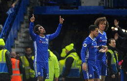 Willian lập cú đúp, Chelsea nối dài mạch chiến thắng