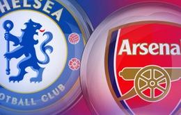 Chelsea - Arsenal: Derby rực lửa thành London (19h30 ngày 04/02)