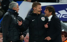 "Mourinho cáu tiết chê Conte ""yếu bóng vía"""