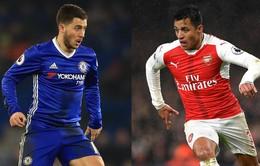 Lịch trực tiếp bóng đá Ngoại hạng Anh vòng 5: Nảy lửa derby Chelsea – Arsenal
