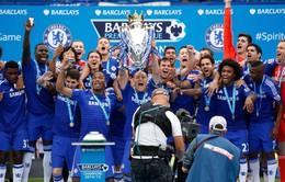 Lịch trực tiếp bóng đá Ngoại hạng Anh vòng 37: Chào đón tân vương Chelsea!