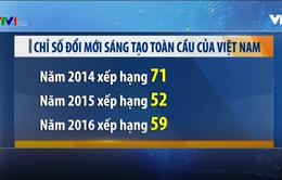 Việt Nam đang ở đâu trong bảng xếp hạng chỉ số sáng tạo toàn cầu?