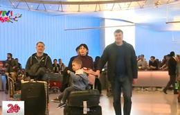 Mỹ: Gia đình bị chia cắt ngay tại sân bay do sắc lệnh cấm nhập cảnh