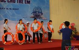 Phòng, chống đuối nước ở trẻ em: Cách nào?