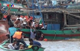 Thủ tướng chỉ đạo cứu nạn vụ chìm tàu tại Bạc Liêu
