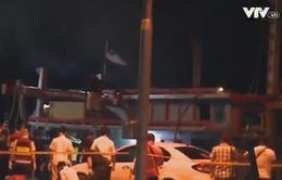 Chìm tàu ở Malaysia: 3 người thiệt mạng, 6 người mất tích