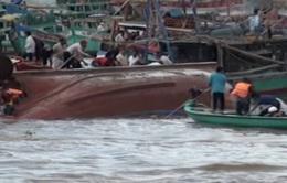 Tàu chìm tại Bạc Liêu không trong danh sách tham gia Lễ hội Nghinh Ông