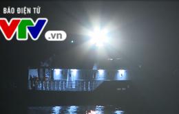 Cứu nạn 7 thuyền viên tàu Quảng Bình bị chìm trên biển