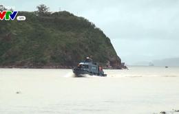 Bình Định mở rộng phạm vi tìm kiếm các thuyền viên mất tích