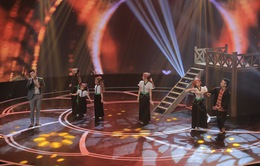 Đón xem Giai điệu tự hào tháng 10: Chín bậc tình yêu (20h10, VTV1)