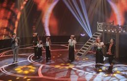 """Giai điệu tự hào: Đinh Mạnh Ninh nồng nàn với """"Chín bậc tình yêu"""""""