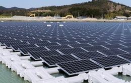 Trang trại mặt trời nổi lớn nhất thế giới tại Trung Quốc