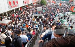 """Thị trường du lịch Trung Quốc bùng nổ trong """"Tuần lễ vàng"""""""