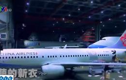 Cổ phiếu China Airlines tăng vọt 30% nhờ Apple
