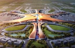 Trung Quốc chuẩn bị mở cửa siêu sân bay vào năm 2019