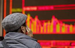 Chứng khoán Trung Quốc chứng kiến ngày giao dịch xấu nhất năm
