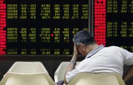 Chứng khoán châu Á tiếp tục giảm điểm