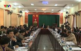 Các cấp ủy tỉnh Hòa Bình tập trung rà soát, sắp xếp lại cơ cấu tổ chức bộ máy