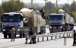 Iran bảo vệ chương trình phát triển tên lửa
