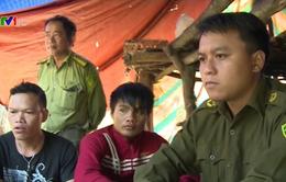 Quảng Nam: Chốt chặn bảo vệ lâm khoáng sản