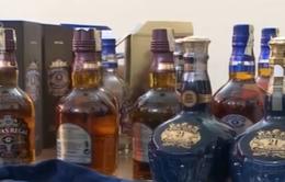 Cặp vợ chồng sản xuất rượu ngoại giả ở Hà Nội lãnh án tù